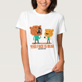 Vinesauce - Your Face is Bear Tshirts