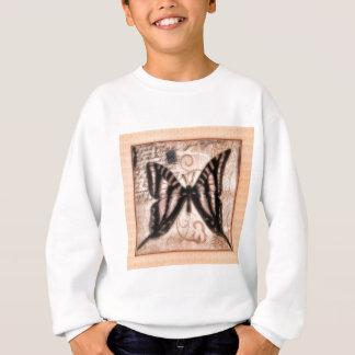 Vinetage Butterfly Tile Sweatshirt