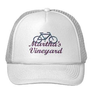 Vineyard Bicycle Hat