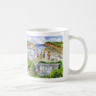 vineyard birthday mug