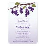 Vineyard Bridal Shower Invitation