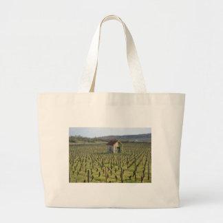 vineyard in Burgundy France meursault côte-d'or Jumbo Tote Bag