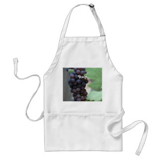 Vineyard in Italy Adult Apron