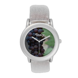Vineyard in Italy Watches