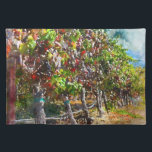 """Vineyard in Napa Valley California Placemat<br><div class=""""desc"""">Vineyard in Napa Valley California</div>"""