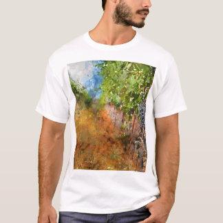 Vineyard in Napa Valley California T-Shirt