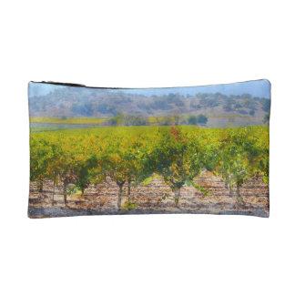 Vineyard in Napa Valley Cosmetic Bag