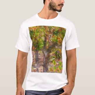 Vineyard in Napa Valley during Fall T-Shirt