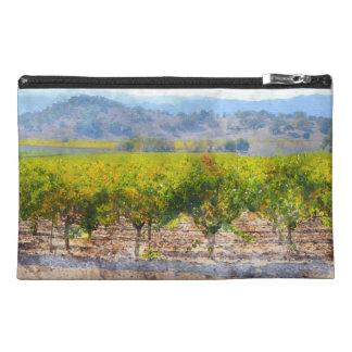 Vineyard in Napa Valley Travel Accessory Bag