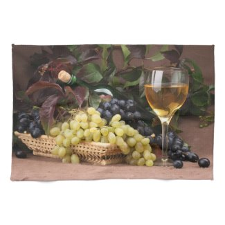 Vineyard Kitchen Towel