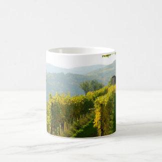 Vineyard near Krems Coffee Mug