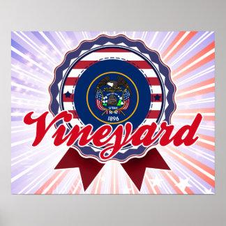 Vineyard, UT Posters