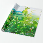 Vineyard Wrapping Paper
