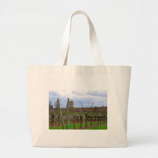 vineyards in meursault côte-d'or France Jumbo Tote Bag