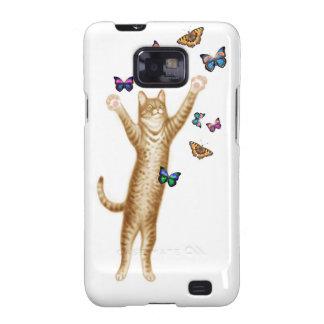 ving Cat Toys Samsung Galaxy Case