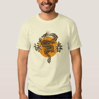 Ving Tsun dragon T Shirt