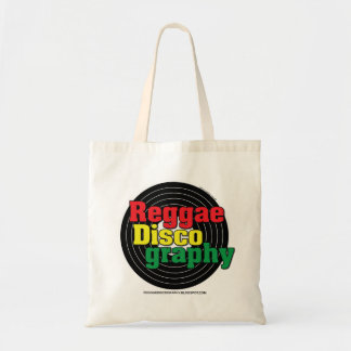 Vinilo de la discografía del reggae bolsa tela barata