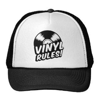 vinilo gorras de camionero