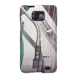 vinilo Rayne Samsung Galaxy SII Carcasa