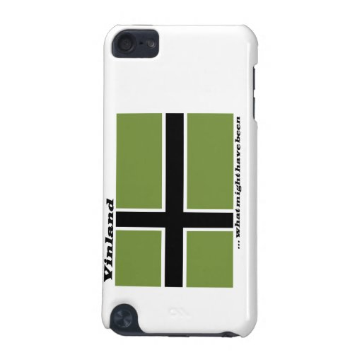 Vinland Flag - What Might Have Been iPod Touch (5th Generation) Covers