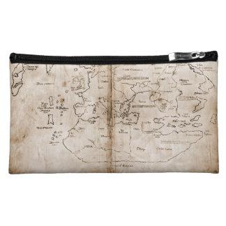 Vinland Map Cosmetics Bags