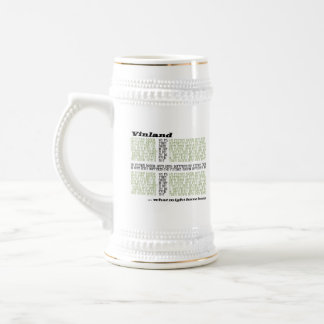 Vinland Runic Flag - What Might Have Been Mug