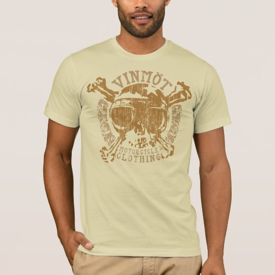 Vinmot Ornate (vintage metal) T-Shirt