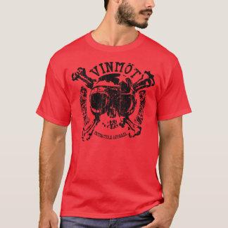 Vinmot Skull (vintage black) T-Shirt