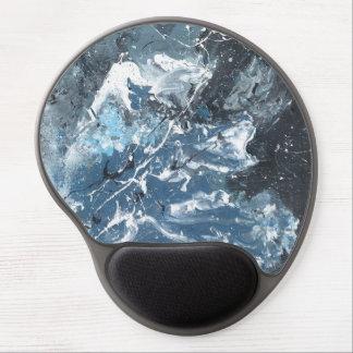 Vinn Wong Abstract Art - Heave Gel Mouse Pad