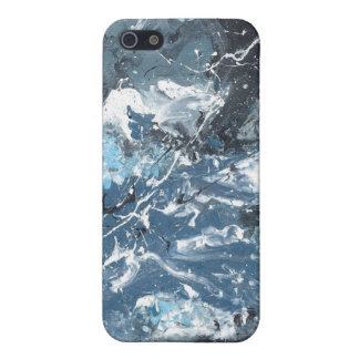 Vinn Wong Abstract Art - Heave iPhone SE/5/5s Case