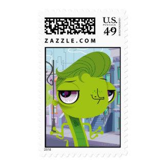 Vinnie Terrio Postage Stamps