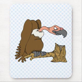 Vinnie Vulture Mouse Pad