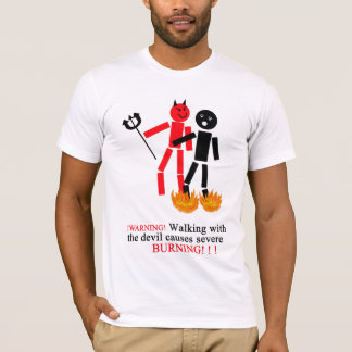 vinnies walk w devil latest T-Shirt