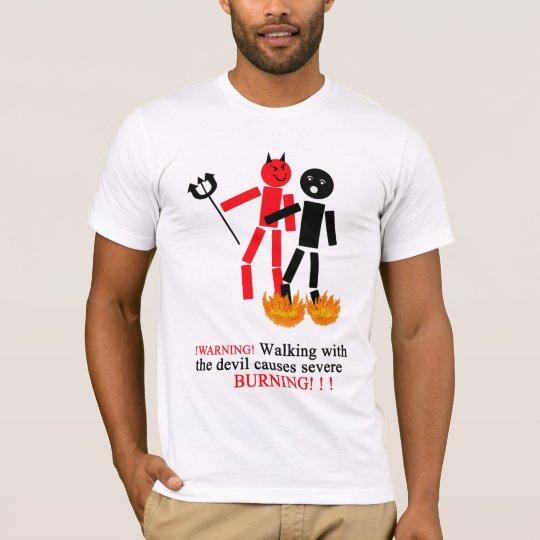vinnies walk w devil latest T-Shirt