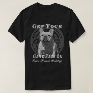 Vinny ABKC Team French Bulldog T-Shirt