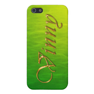 VINNY Name Branded iPhone Cover