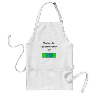 Vinny periodic table name apron