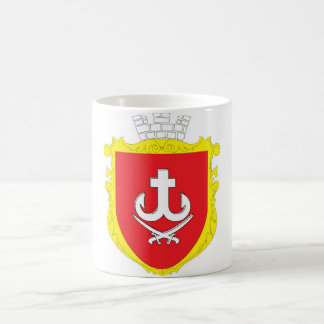 Vinnytsia City COA, Ukraine Coffee Mug