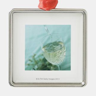 Vino blanco ornamente de reyes
