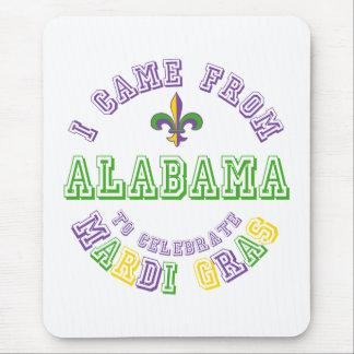 Vino de Alabama celebran los regalos de las Mouse Pads