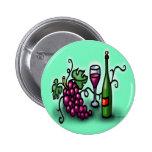 Vino de las uvas n pin
