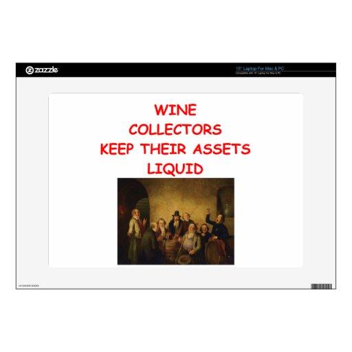 vino skins para portátil