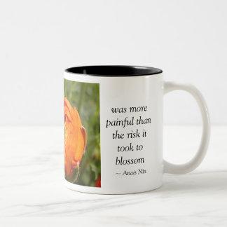Vino una taza del tiempo…