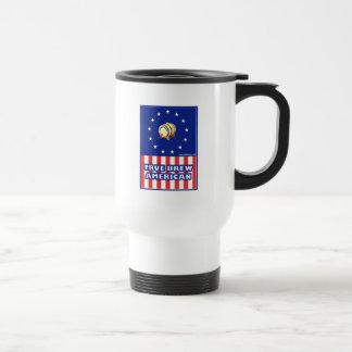 Vino verdadero del americano del Brew Tazas