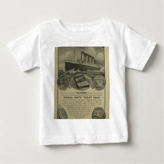 Vinolia Otto Toilet Soap advert Baby T-Shirt