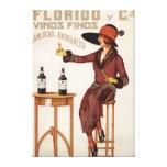 Vinos Finos - Sanlucar de Barrameda de Florido Impresiones De Lienzo