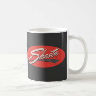 Vintag Shasta Camper Logo Customizable Mug