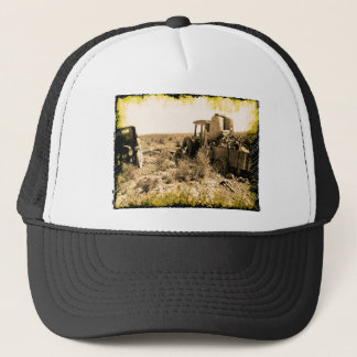 Vintage 001 trucker hat