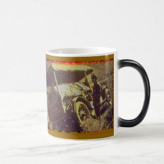 Vintage 003 magic mug