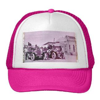 Vintage 005 mesh hats
